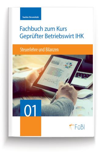 Buch Betriebswirt IHK. Steuerlehre und Bilanzen