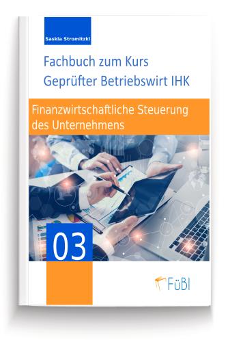 Finanzwirtschaftliche Steuerung des Unternehmens