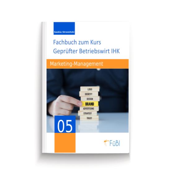 fachbuch betriebswirt ihk Marketing-Management